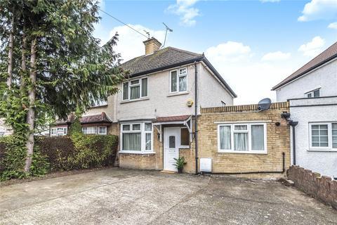 4 Bedroom Semi Detached House For Sale T Eray Close Hillingdon Middle