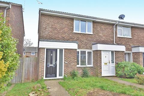 2 bedroom end of terrace house to rent - Garrington Close, Maidstone