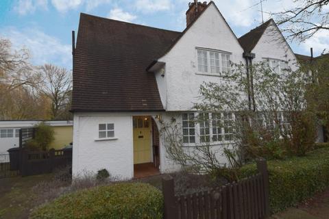 3 bedroom cottage for sale - Erskine Hill, Hampstead Garden Suburb, NW11