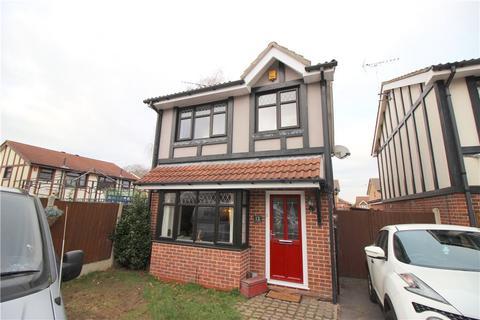 3 bedroom detached house for sale - Redstart Close, Spondon