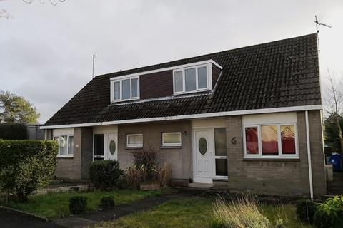 2 bedroom semi-detached house to rent - Castlebank Gardens, Cupar