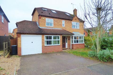5 bedroom detached house for sale - Wickery Dene, Wootton Fields,Northampton