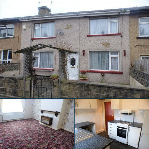 3 bedroom terraced house for sale - East Parade, Steeton