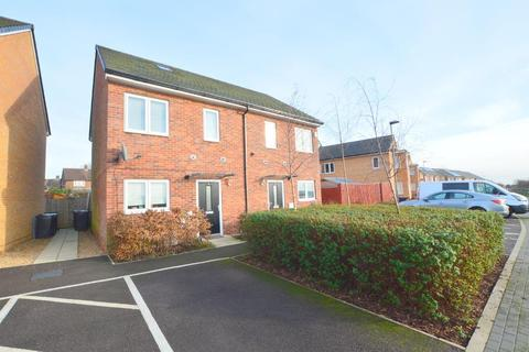 3 bedroom semi-detached house for sale - Farley Meadows, Farley Hill, Luton, LU1 5FS