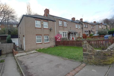 3 bedroom end of terrace house to rent - City Road, Sheffield, S2