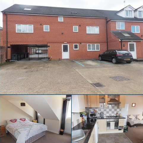 1 bedroom apartment to rent - Langley Court
