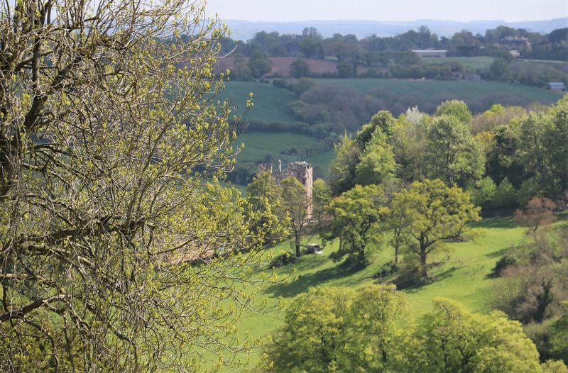 Views of Midford...