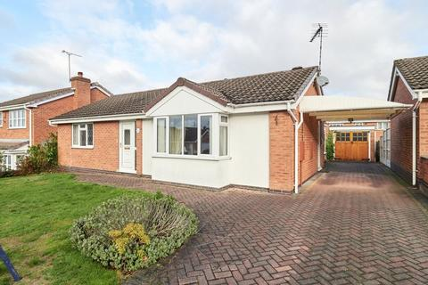 3 bedroom detached bungalow for sale - Whitbread Drive, Biddulph, Staffordshire, ST8 7TE