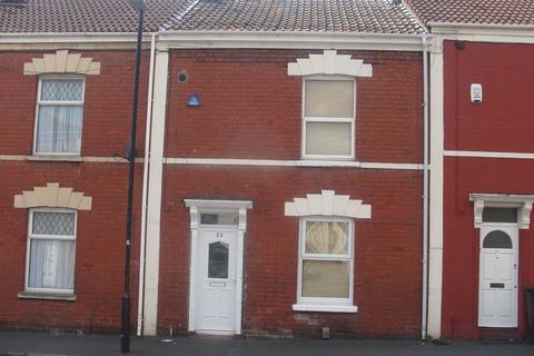 2 bedroom terraced house to rent - Brunswick Street, Redfield, Bristol