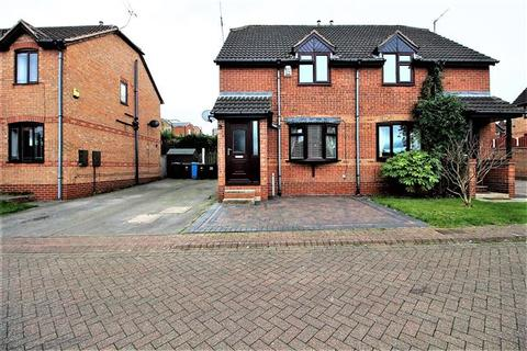 3 bedroom semi-detached house for sale - Brockwood Close, Woodhouse, Sheffield, S13 7QZ