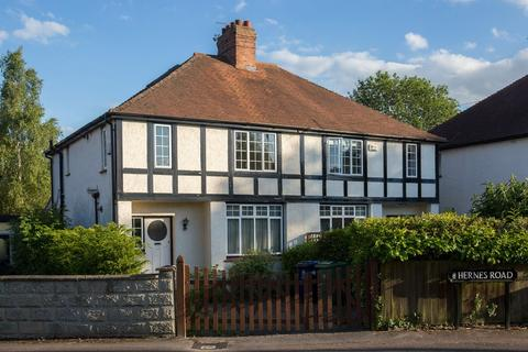 1 bedroom apartment to rent - Hernes Road, Oxford