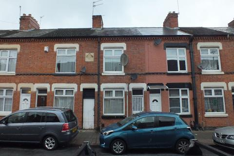 2 bedroom terraced house to rent - Laurel Road, off St Peters Road, Leicester