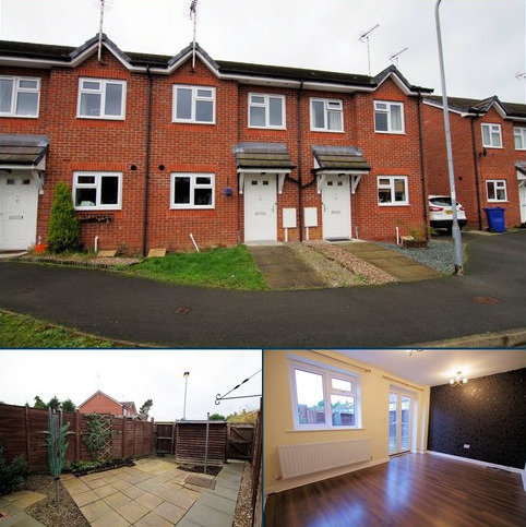2 bedroom townhouse for sale - Riversfield Drive, Rocester