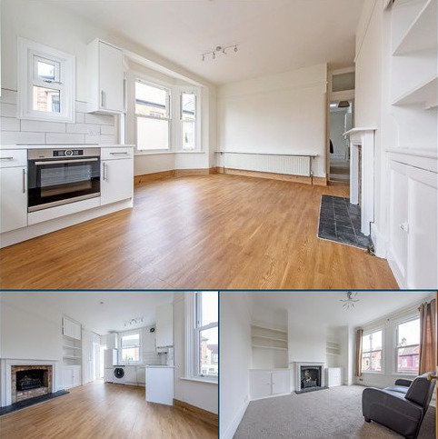 2 bedroom flat to rent - Tunley Road, SW17