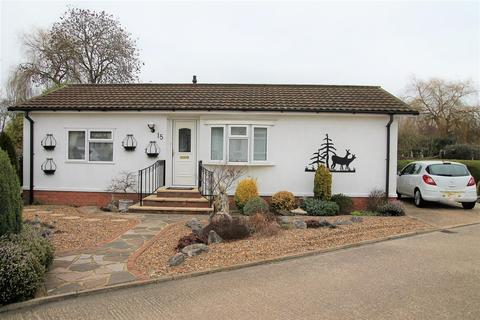 2 bedroom park home for sale - The Ridings, Willows Riverside Park, Windsor