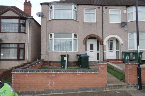 3 bedroom end of terrace house to rent - Cornelius Street, Cheylesmore, Coventry