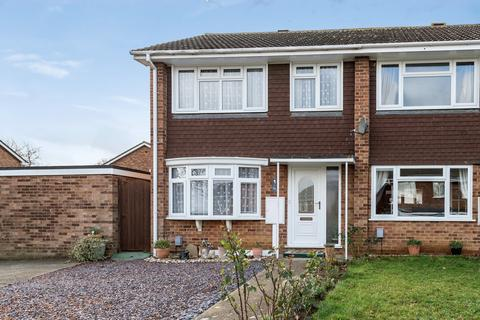 3 bedroom end of terrace house for sale - Rosebay Close, Flitwick, MK45