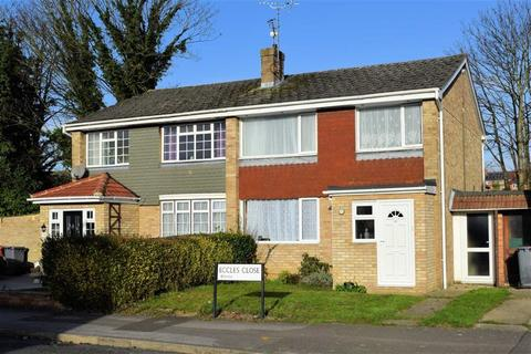 3 bedroom semi-detached house for sale - Eccles Close, Caversham, Reading