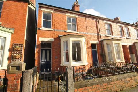 4 bedroom end of terrace house for sale - Park Avenue, Oswestry