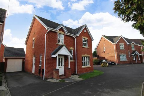 4 bedroom detached house for sale - Lomsey Close, Coventry