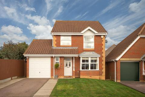 3 bedroom detached house for sale - Gatehill Gardens, Luton