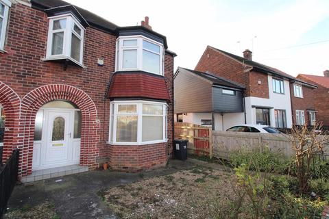3 bedroom house to rent - Burniston Road, Hull