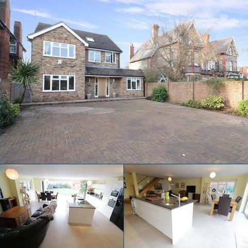 5 bedroom detached house for sale - Coley Avenue, Reading