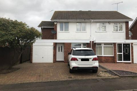 3 bedroom semi-detached house to rent - Dunsville Drive, Walsgrave, CV2 2HS
