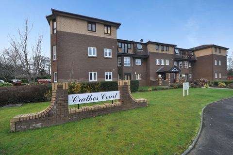 2 bedroom retirement property for sale - Crathes Court , Muirend , Glasgow, G44