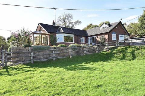 4 bedroom detached bungalow for sale - Greendale Lane, Mottram St Andrew