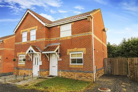 2 bedroom semi-detached house for sale - Kilburn Gardens, Percy Main, Tyne And Wear