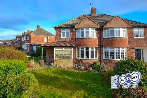 3 bedroom semi-detached house for sale - Hillingdon Way, Alwoodley