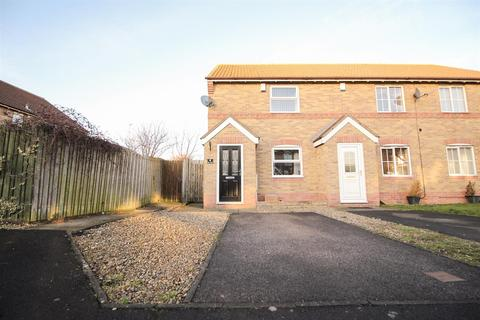 2 bedroom semi-detached house for sale - The Croft, Killingworth, Newcastle Upon Tyne