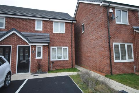 3 bedroom semi-detached house for sale - Manse Gardens, Goose Green,Wigan