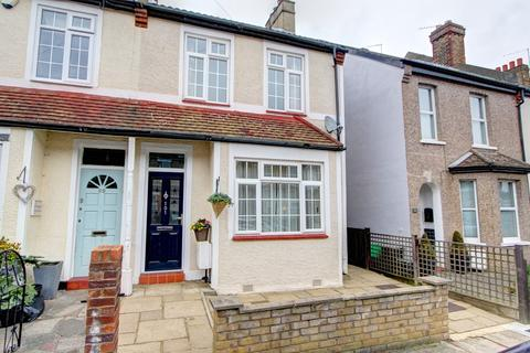 2 bedroom end of terrace house for sale - Victoria Road, Bromley, BR2