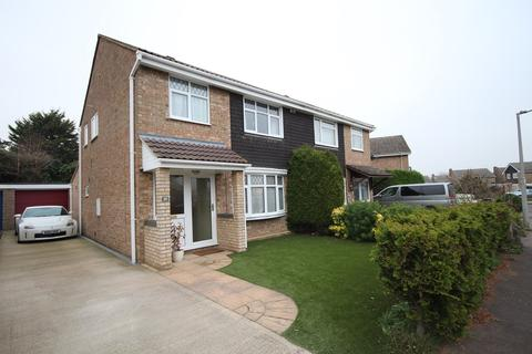 3 bedroom semi-detached house for sale - Shakespeare Drive, Upper Caldecote, SG18