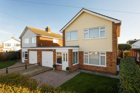 3 bedroom link detached house for sale - St Johns Close, Densole, Folkestone, CT18