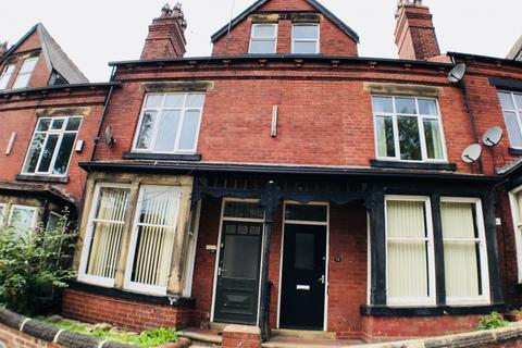 4 bedroom end of terrace house to rent - Headingley Mount, Headingley, Leeds