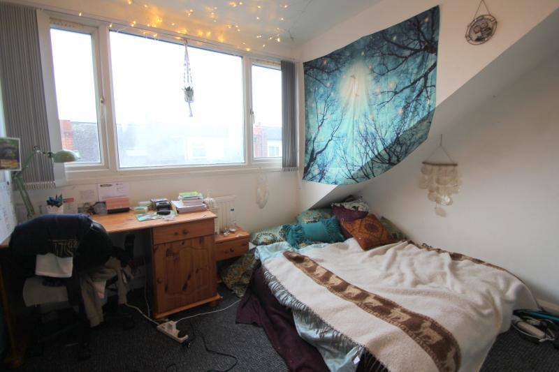 Top Floor Right Bedroom