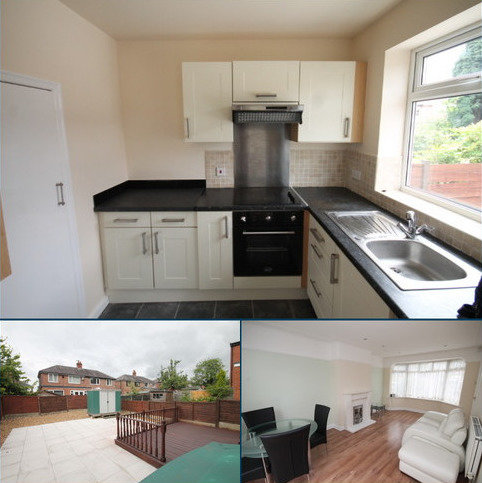 3 bedroom semi-detached house to rent - Avondale Drive, Salford