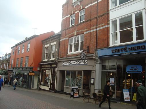Abbeygate Street Bury St Edmunds 1 Bed Apartment 170000