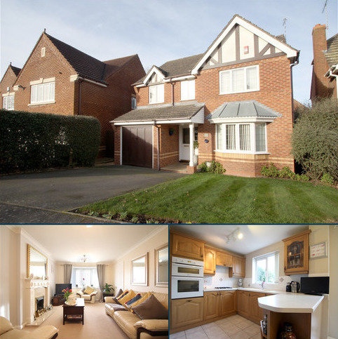 4 bedroom detached house for sale - Floyd Grove, Balsall Common, Coventry