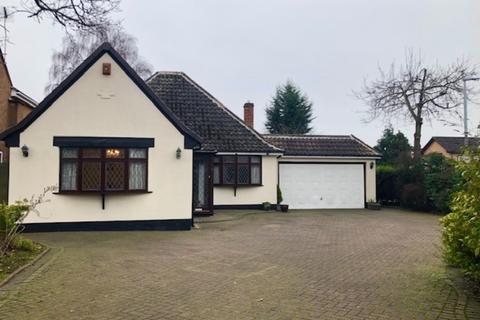 3 bedroom detached bungalow for sale - Mill Lane, Bentley Heath