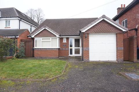 3 bedroom detached bungalow for sale - Lichfield Road, Four Oaks, Sutton Coldfield