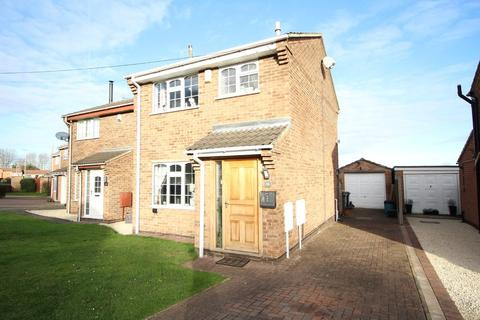 3 bedroom semi-detached house for sale - Francis Drive, Loughborough