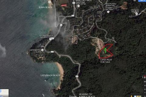 Land - Vacant land plot at Laemsing