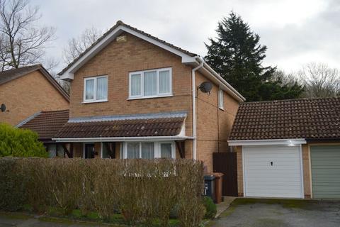 3 bedroom detached house for sale - Vantage Meadow, Ecton Brook, Northampton NN3 5EJ
