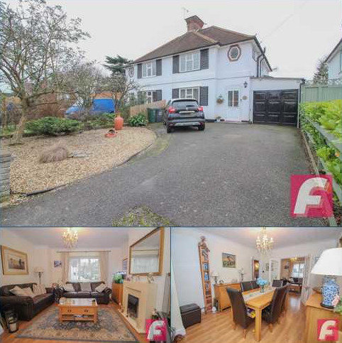 3 bedroom semi-detached house for sale - Oaklands Avenue, Oxhey hall