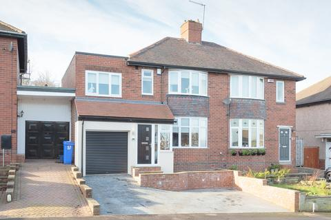 3 bedroom semi-detached house for sale - Goodison Crescent, Stannington, Sheffield