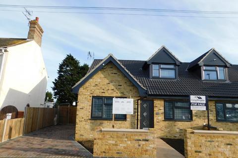 3 bedroom semi-detached bungalow for sale - London Road, Gisleham, Lowestoft